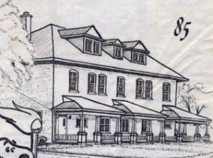 The George Street Residence for Wayward Boys