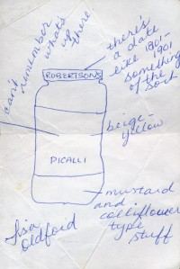 C.1987 - The Pickle Jar